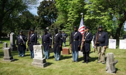 Photo Essay: Saluting Private Reed