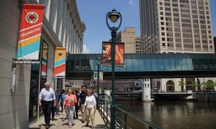 Milwaukee's Riverwalk wins prestigious global award for excellence