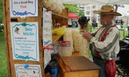 Westown Farmers' Market opens for summer season