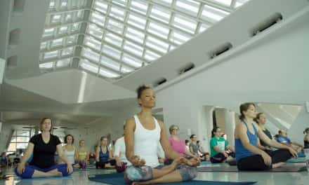 Updated yoga program at Milwaukee Art Museum aims to broadens the experience