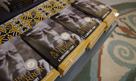 Lynching survivor's memoir wins prestigious book award