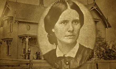 Beulah Brinton of Bay View