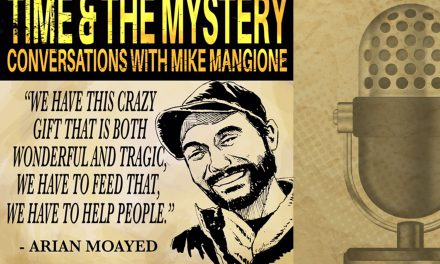 Time & The Mystery Podcast: Arian Moayed