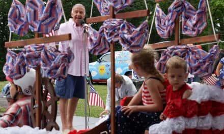 Photo Essay: John McGivern fulfills Lake Park Tradition