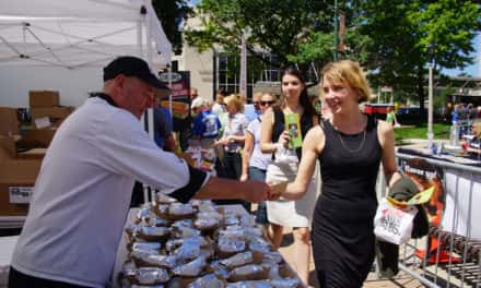 Photo Essay: Downtown workforce appreciation