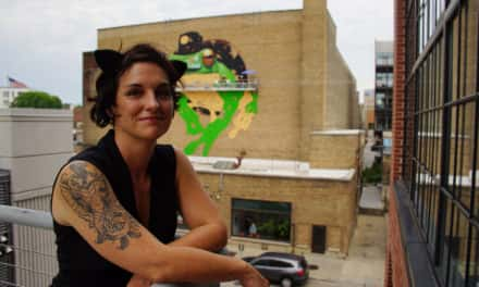 """Stacey Williams-Ng to lead """"Street Canvas"""" mural project in Bay View"""