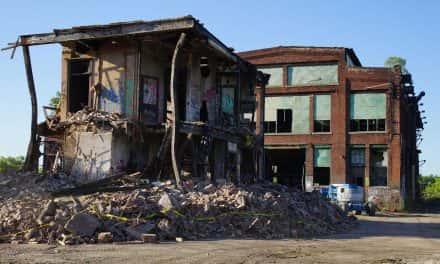 360° View: Urban legend falls, Solvay Plant no more