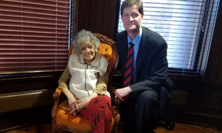 Vel Phillips joins chorus of endorsements for DA Chisholm