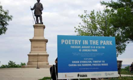 Poetry in the Park Event Unifies Juneau Park Community