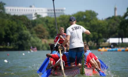 Dragon Boat Festival brings culture and competition together