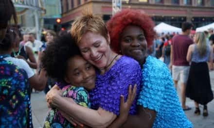 Photo Essay: Westown events allow community to show courage over fear