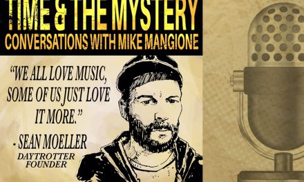Time & The Mystery Podcast: Sean Moeller