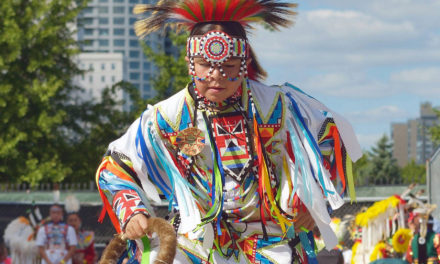 Native culture celebrates 30th year of Indian Summer Festival