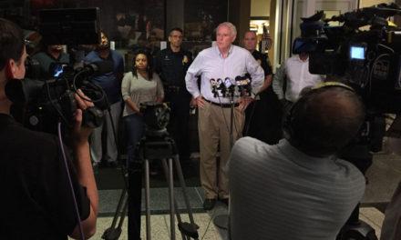 Leaders speak about night of turmoil in Sherman Park
