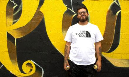 Walker's Point adds 65-foot mural to street art movement