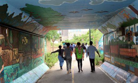 Central-city teens publish online magazine as storytelling platform