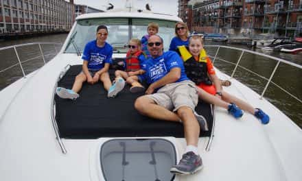 Yacht Blast For Kids Supports Make-A-Wish Families