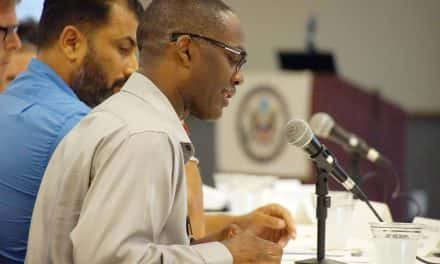 Reggie Jackson: Testimony on Hate Crimes