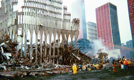 Photo Essay: In the aftermath at Ground Zero