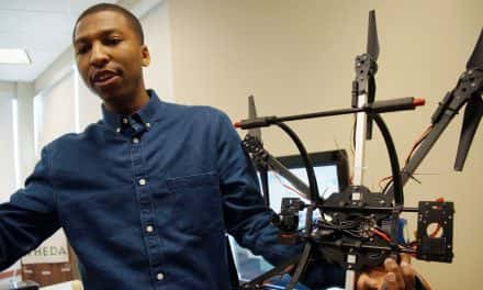 El-Amin Brothers teach technology skills to young entrepreneurs