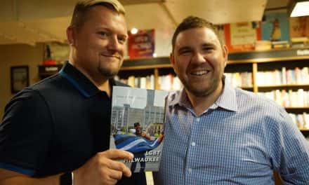 Photo Essay: Boswell hosts LGBT Milwaukee book launch
