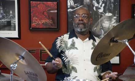 Sam Belton encourages young musicians with live jazz events