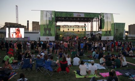 Rock the Green sets record for sustainability