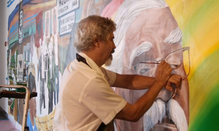 Mural honors UMOS legacy of Latino rights