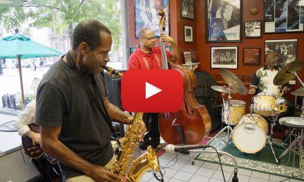 Video: City.Net Café jam session