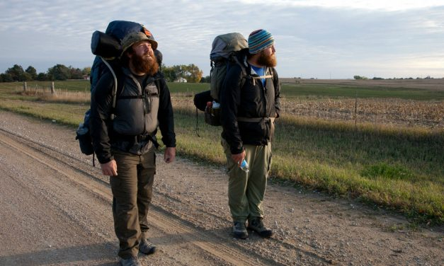 Documentary of cross country trek by two local vets premieres at Film Fest