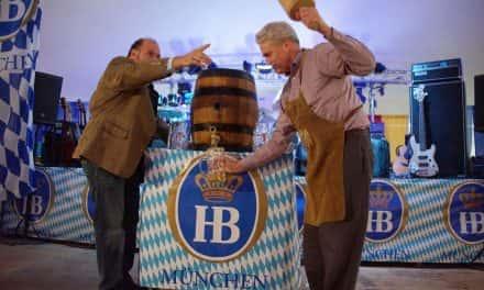 Oktoberfest turns Pere Marquette Park into Little Bavaria