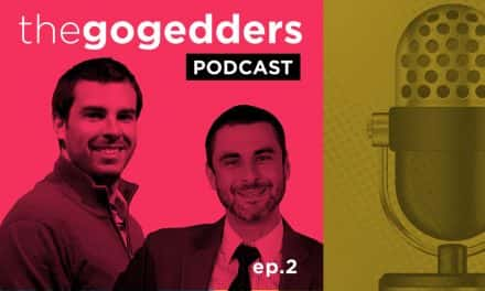 The GoGedders Podcast: Alex Lasry and Dustin Godsey