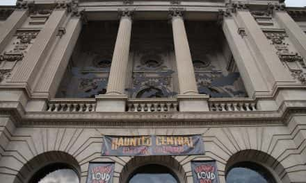 Milwaukee Public Library gets haunted for Library Loud Days