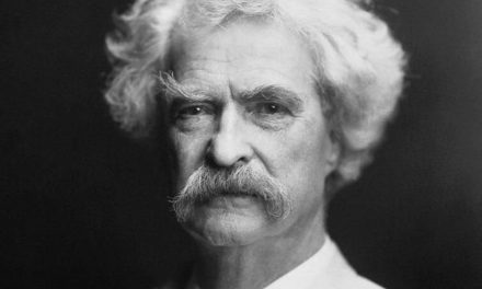 Mark Twain interview in Milwaukee reflects his criticisms of news media