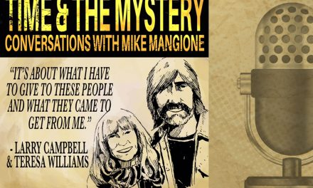 Time & The Mystery Podcast: Campbell and Williams