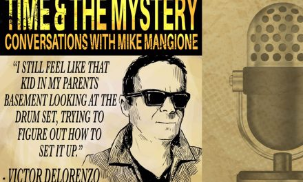 Time & The Mystery Podcast: Victor DeLorenzo
