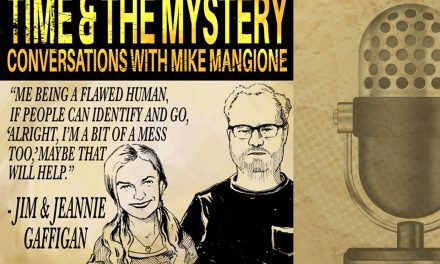 Time & The Mystery Podcast: Jeannie and Jim Gaffigan