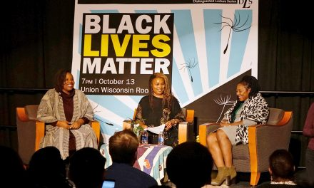 Black Lives Matter founders challenge students to get engaged