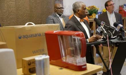 A.O. Smith providing water filtration products to Milwaukee residents