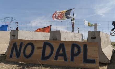 Wisconsin resources used improperly against Dakota Water Protectors