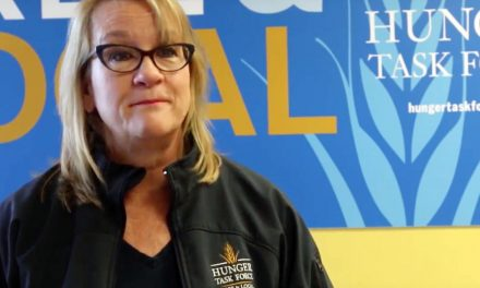 Sherrie Tussler: Working to end hunger