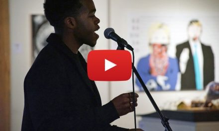 Kavon Cortez-Jones: Fuel Cafe Spoken Word