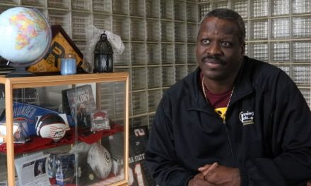 Victor Barnett: 36 years of running the Rebels