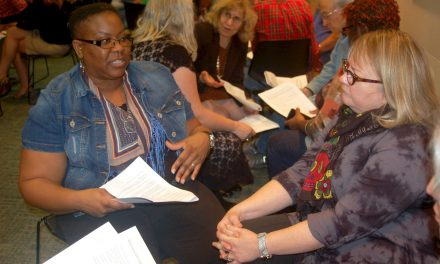 YMCA forum discusses racial experiences and justice