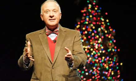 John McGivern gives voice to our shared holiday memories in new show