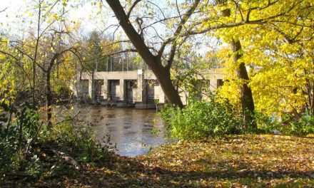 Estabrook Dam gets $250K in private funding for removal
