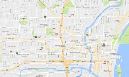 Map: Milwaukee Organizations for Help