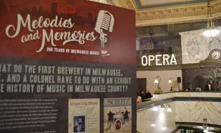 Photo Essay: Opera night at Historical Society