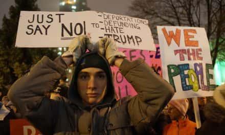 Photo Essay: What Democracy Looks Like