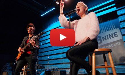 Video: Grace Weber at 88Nine